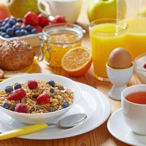 Правильный завтрак бодибилдера