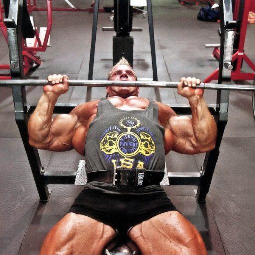 Жим штанги лежа - ширина хвата, для чего и какие мышцы работают.